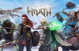 Постер Asgard's Wrath